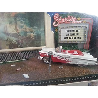 Matchbox Collectibles- Elvis Drive-In (Viva Las Vegas