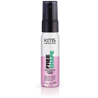 Kms Free Shape Quick Blow Dry - 1 Oz