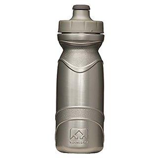 Nathan Tru-Flex Bottle, 22-Ounce, Silver