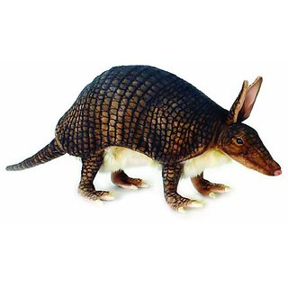 Hansa Armadillo Stuffed Plush Animal, Small