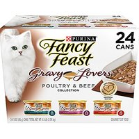 Purina Fancy Feast Wet Cat Food Can Pack Of 24 - 3 Ounce