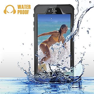 iPhone 6 / 6s Waterproof Case, GearShield Sport 2 Waterproof, Dust Proof, Snow Proof, Shock Proof Protective Case Antire