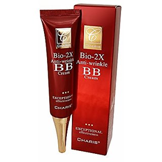 Charis Bio-2X Anti-Wrinkle BB Cream Exceptional Effectiveness (20g)