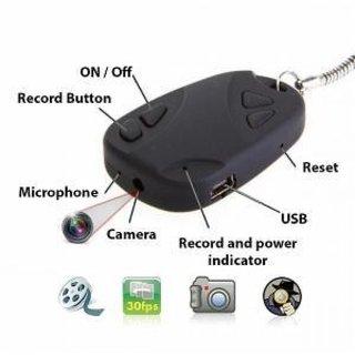 Spy Recorder Keychain