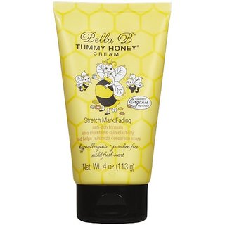 Bella B Tummy Honey Cream - 4 oz