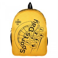 Cairho Sports Day Polyester School / College / Tuition Bag 17 Liters 2 Compartments