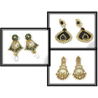 Bumpper Offer of Stone Earring