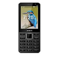 ZEN M80 Dual SIM With Selfie Camera Feature Phone