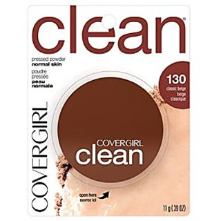 COVERGIRL Clean Pressed Powder Foundation Classic Beige .39 oz..