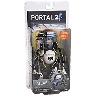 Portal 2 - 7″ Atlas Deluxe Action Figure with LED Lights