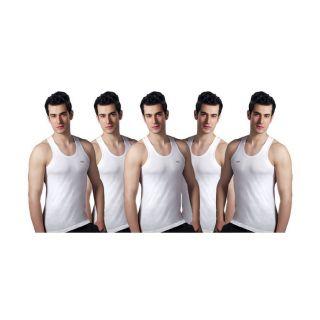 Cotton men vests set of 5