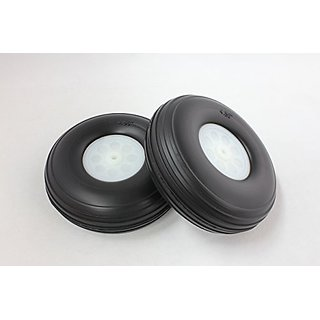 RC Plastic Core Wheels (4.50