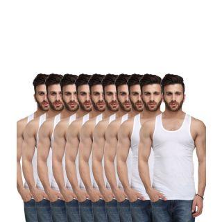 Men home vests pack of 10