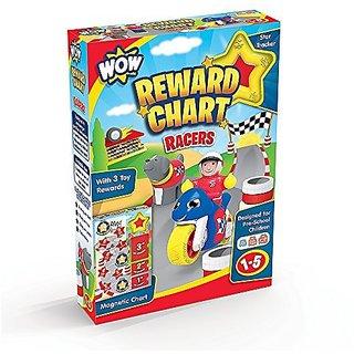 Reward Chart - Racers