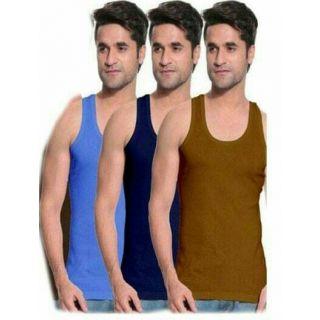College boy men vests pack of 3