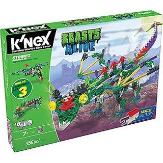 KNEX Beasts Alive - Stompz Building Set