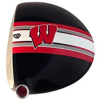 ClubCrown STRIPE Golf Driver and Fairway Wood Customized Alignment Aid - Wisconsin (, )