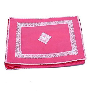 Kuber Industries Saree Cover With 10 Flaps In Heavy Non Wooven Material With Capacity Of 25 Sarees Ki8012