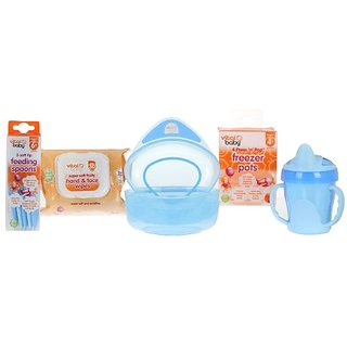 Vital Baby Feeding Kit  Baby Boy