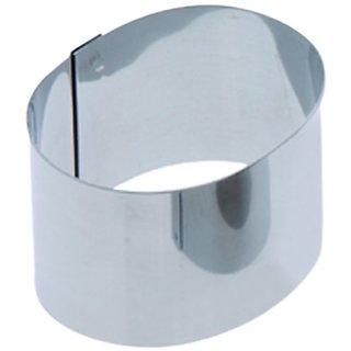 Schneider 155451 2-3/4-Inch Stainless Steel Dessert Ring, Mini