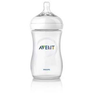 Philips Avent New Natural Baby Feeding Bottle 260ml 9oz Scf693/17