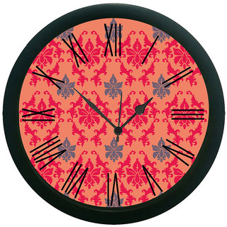 AE World Ethnic Wall Clock (With Glass)