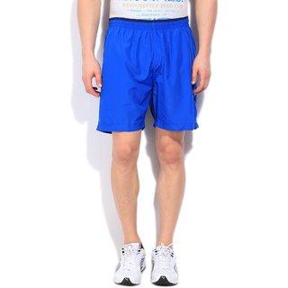 Light blue gym shorts