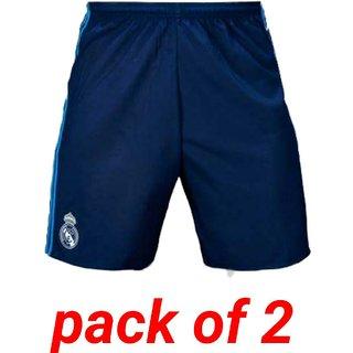 Real madrid football sports shorts