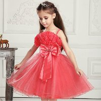 Party Wear Dresses For Kids Girls