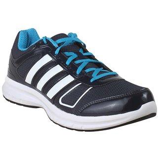 Adidas Navy Blue Running Shoe