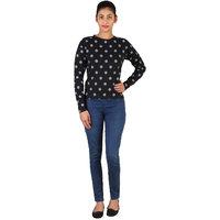 Lee Women's Black Sweatshirt