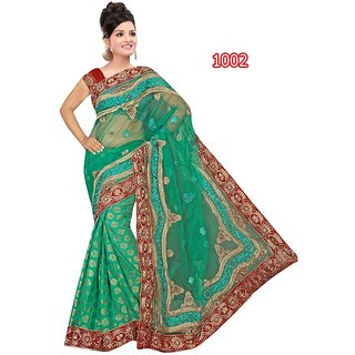 Designer Viscous Net Sarees