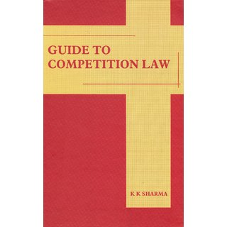 Guide To Competition Law (English)
