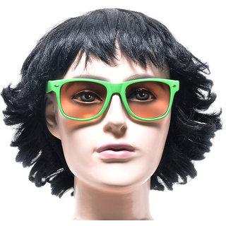 Green Super Smart Wayfarer Sunglasses