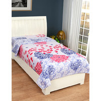 BSB Trendz Single Bedsheet Without Pillow Covers