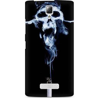 CopyCatz Smoking Kills Premium Printed Case For Lenovo A2010
