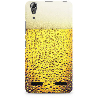 CopyCatz Beer Froth Premium Printed Case For Lenovo A6000