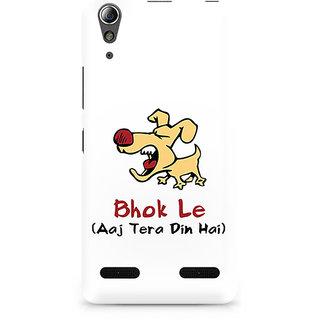 CopyCatz Bhok Le Tera Din Hai Premium Printed Case For Lenovo A6000