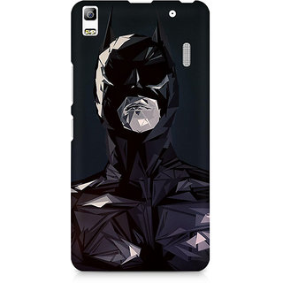 CopyCatz Batman Art Lines Premium Printed Case For Lenovo A7000