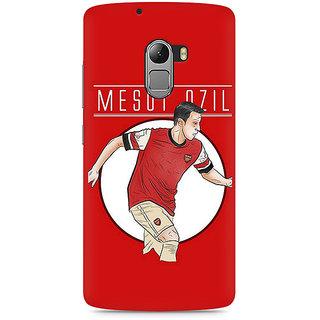 CopyCatz Mesut Ozil Premium Printed Case For Lenovo K4 Note