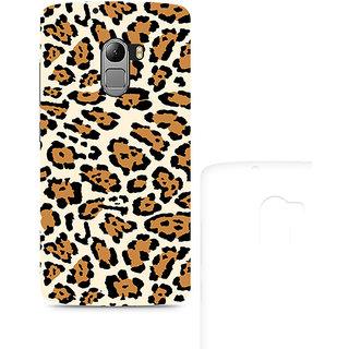 CopyCatz Leopard Print Premium Printed Case For Lenovo K4 Note