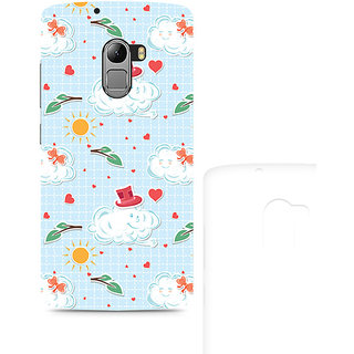 CopyCatz It's a Beautiful Day Premium Printed Case For Lenovo K4 Note