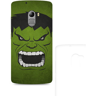 CopyCatz Hulk Minimalist Premium Printed Case For Lenovo K4 Note