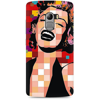 CopyCatz Retro Monroe Premium Printed Case For Lenovo K4 Note