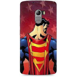 CopyCatz Superman Cape Premium Printed Case For Lenovo K4 Note
