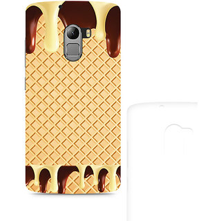 CopyCatz Dripping Chocolate Premium Printed Case For Lenovo K4 Note