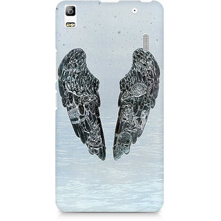 CopyCatz WIngs of Terror Premium Printed Case For Lenovo A7000