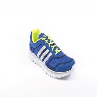 Adidas Blue Running Shoe