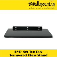 Imported DVD/Set Top Box Stand Tempered Glass