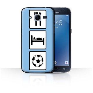 CopyCatz Skully Einstein Premium Printed Case For Samsung J2 2016